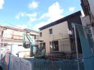 兵庫県神戸市兵庫区大同町3丁目の賃貸アパートの外観