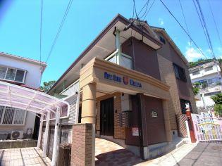 ヒルサイド若木荘レジデンス 2階の賃貸【兵庫県 / 神戸市須磨区】