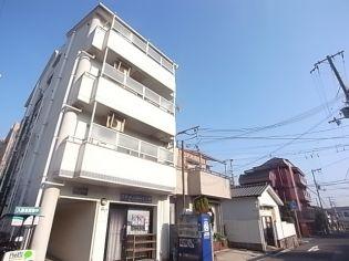 ラフレシア岡本[4階]の外観