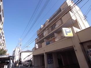甲南ヤングマンション[402号室]の外観