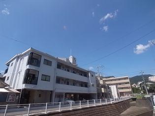 マンション福田[3B号室]の外観