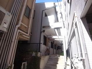 岡本パールハイツ[2階]の外観