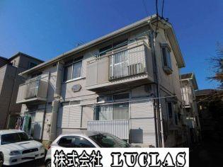 神奈川県相模原市南区上鶴間6丁目の賃貸アパート