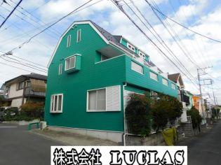 ラ・プルーネ2 2階の賃貸【神奈川県 / 相模原市南区】