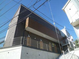 メゾンフィエールスタリー[2階]の外観