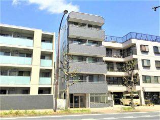 リブリ・カーサ横浜三ツ沢[4階]の外観