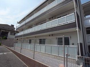 リブリ・シャンティーユ[3階]の外観