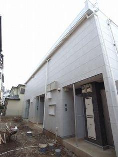 リブリ・コンフォート萩山[203号室]の外観