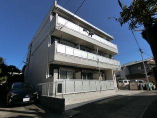 神奈川県鎌倉市材木座3丁目の賃貸マンションの外観