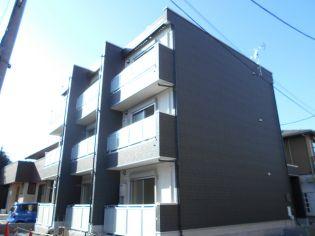 宮城県仙台市若林区椌木通の賃貸マンションの外観