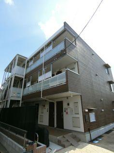 埼玉県草加市氷川町の賃貸アパートの画像