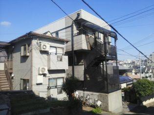 兵庫県神戸市長田区西山町2丁目の賃貸マンションの外観