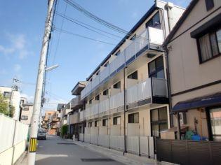 レオパレスBOSHUKE水笠 1階の賃貸【兵庫県 / 神戸市長田区】