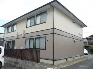 リサージュA 2階の賃貸【滋賀県 / 東近江市】