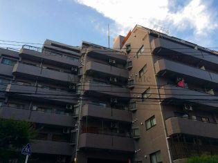 コートハイム横浜[5階]の外観
