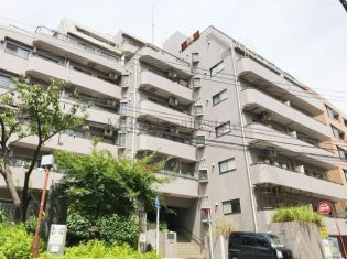 コートハイム横浜[3階]の外観