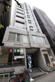 横井第6ビル土佐堀ハイツ[9階]の外観
