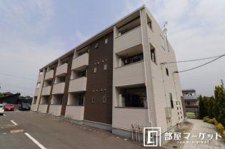 グリーンシティ竜美J棟 2階の賃貸【愛知県 / 岡崎市】