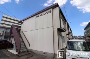 1LDK・男川 徒歩14分・駐車場あり・即入居可の賃貸
