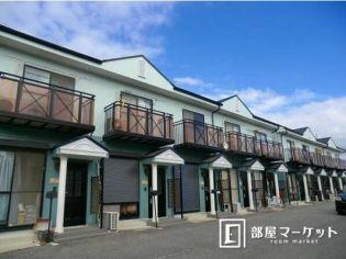 愛知県西尾市吉良町上横須賀元屋敷の賃貸アパート