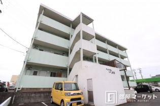 2LDK・男川 徒歩22分・駐車場あり・システムキッチンの賃貸