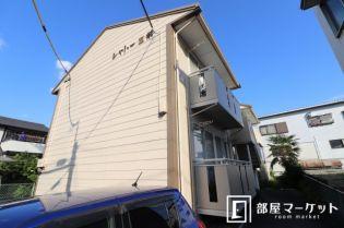 愛知県岡崎市大西2丁目の賃貸アパート