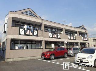 愛知県岡崎市六名新町の賃貸アパート