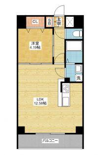 愛知県名古屋市中区新栄2丁目の賃貸マンション