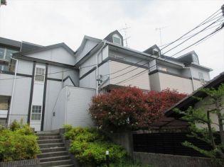 Hills Higashiyama B(ヒルズヒガシヤマビー)[2階]