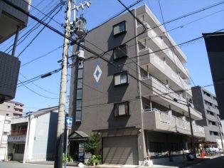 愛知県名古屋市中村区若宮町4丁目の賃貸マンションの外観
