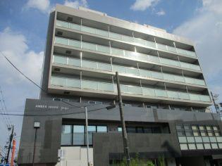 AMBERHOUSEJINGU(アンバーハウスジングウ)[8階]の外観