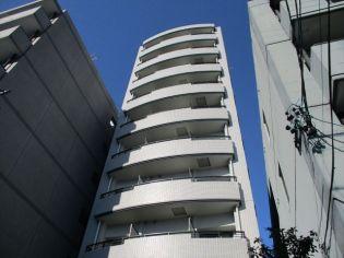 ライオンズマンション亀島[6階]の外観
