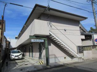 清光ハイツOSHIKIRI 1階の賃貸【愛知県 / 名古屋市西区】