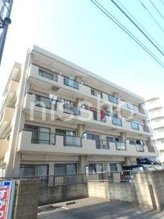 東京都練馬区中村南3丁目の賃貸マンションの外観