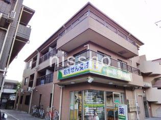 4729−パレスイッセイ 3階の賃貸【東京都 / 中野区】