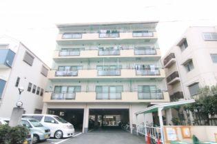 兵庫県尼崎市稲葉荘2丁目の賃貸マンションの画像