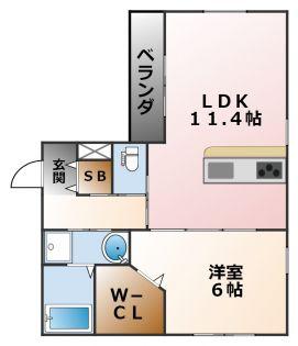 ソラーレ[3階]の外観