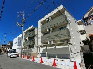 兵庫県西宮市小曽根町1丁目の賃貸アパートの画像