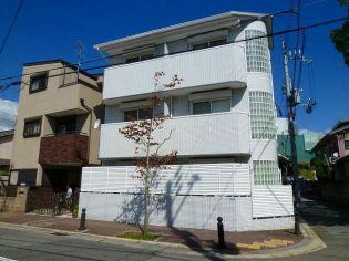 プチシャルマン甲子園高田[2階]の外観