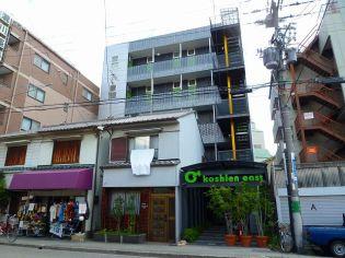 C4 Koshien east(シーフォーコウシエンイースト) 4階の賃貸【兵庫県 / 西宮市】