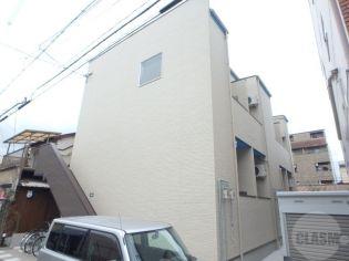 大阪府大阪市東住吉区照ケ丘矢田1丁目の賃貸アパート