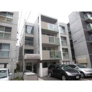 コートニー・セントラル 3階の賃貸【北海道 / 札幌市西区】