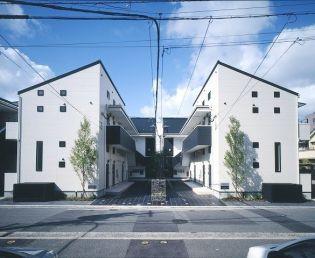 ハッピーフォエバー高宮 2階の賃貸【福岡県 / 福岡市南区】
