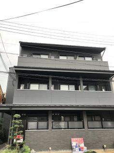 京都府京都市下京区西酢屋町の賃貸マンションの外観