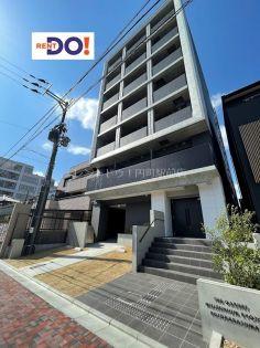 京都府京都市南区東九条西札辻町の賃貸マンションの外観