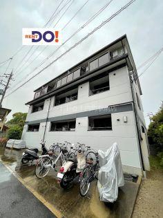 ブライトハイムC棟 2階の賃貸【京都府 / 京都市右京区】
