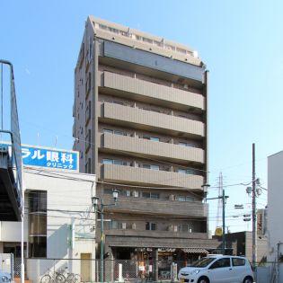 エスビル弐番館[5階]の外観