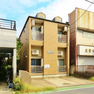 千葉県市川市関ケ島の賃貸アパート