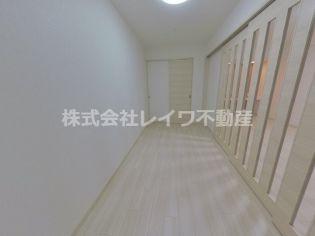 スプランディッド難波元町の個人の部屋や寝室として使える洋室です