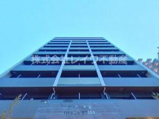 アドバンス大阪ブリス[5階]の外観